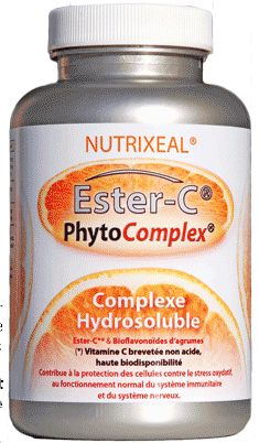 ESTER C Phytocomplex - Nutrixeal - 100g poudre