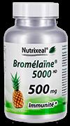 BROMELAINE 5000 - Nutrixeal -gélules de 650 mg - NUTRITION